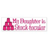 My Daughter Bumper Bumper Sticker