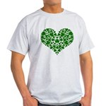 Shamrock Heart Light T-Shirt