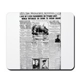 Milwaukee Sentinel Mousepad