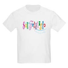 San Francisco Kids T-Shirt