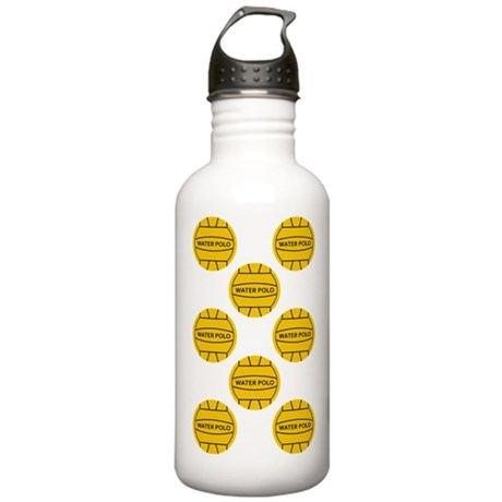 Water Polo Balls Stainless Water Bottle 1.0L