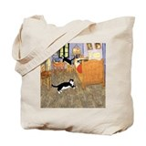 Vincent's CATS Tote Bag