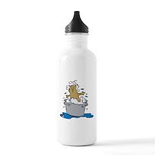 Cat Bath II Water Bottle