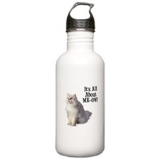 ME-OW Persian Cat Water Bottle