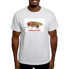 Ash Grey Drosophila T-Shirt