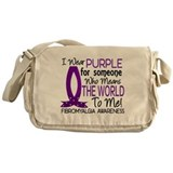Means World To Me 1 Fibromyalgia Shirts Messenger