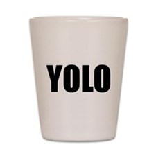 YOLO (You Only Live Once) Shot Glass