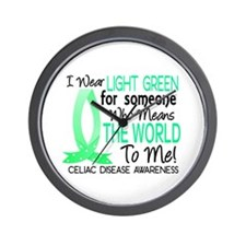 Means World To Me 1 Celiac Disease Shirts Wall Clo