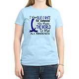 Means World To Me 1 ALS Shirts T-Shirt