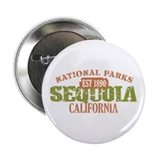 "Sequoia National Park CA 2.25"" Button"