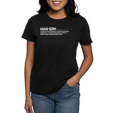 Women's Dark Hangry T-Shirt