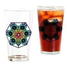 Tessalarian SnowFlake Drinking Glass