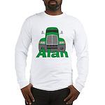 Trucker Alan Long Sleeve T-Shirt