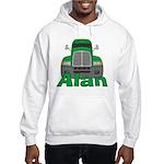 Trucker Alan Hooded Sweatshirt