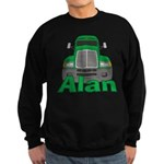 Trucker Alan Sweatshirt (dark)