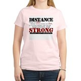 Cute Strong navy wife T-Shirt