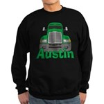 Trucker Austin Sweatshirt (dark)