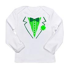 tuxedo_paddys2 Long Sleeve T-Shirt
