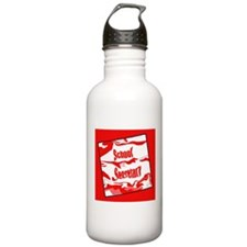 School Secretary Water Bottle