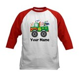 Personalized 6th Birthday Monster Truck Tee
