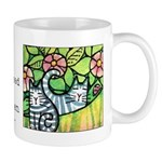 GARDEN CATS Coffee, Tea, or Cocoa Mug