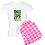 GARDEN CATS Women's Comfy Pajamas