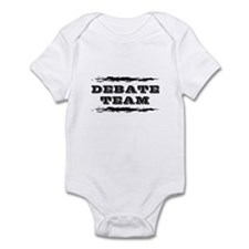 Debate Team Infant Bodysuit