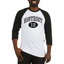 Hunger Games District 12 Baseball Jersey