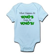 What Happens At Vovos Infant Bodysuit