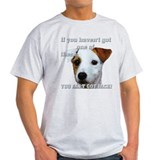Cute Jack russell terrier T-Shirt