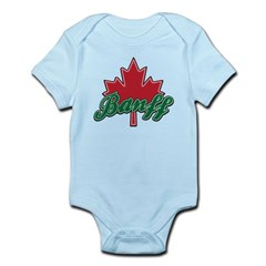 Banff Maple Leaf Infant Bodysuit