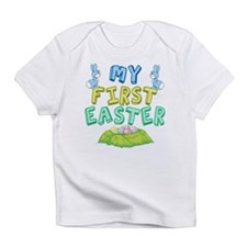 Cute Easter basket Infant T-Shirt