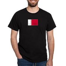 Bahrain Black T-Shirt