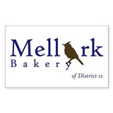 Mellark Bakery Decal