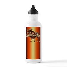 Jasper Natl Park Moose Water Bottle