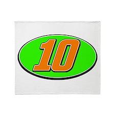 DP10circle Throw Blanket