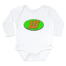 DP10circle Long Sleeve Infant Bodysuit