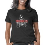 District 9 Stylist Organic Women's Fitted T-Shirt