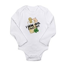 Unique Irish baby girl Long Sleeve Infant Bodysuit