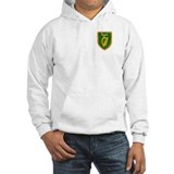 Ryan Family Crest Hoodie Sweatshirt