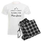 Euler's Formula pajamas