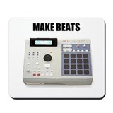 Beat Maker Mousepad