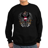 Austria Coat Of Arms Sweatshirt