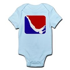 Trampoline gymnast Infant Bodysuit