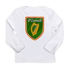 O'Connell Family Crest Long Sleeve Infant T-Shirt