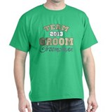 Team Groom 2013 Groomsman T-Shirt