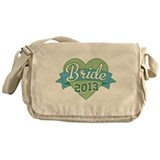 Heart Bride 2013 Messenger Bag