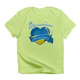 Ukrainian Princess Infant T-Shirt