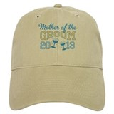 Mother Groom Champagne 2013 Baseball Cap