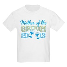 Mother Groom Champagne 2013 T-Shirt